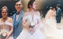 IN PHOTOS: Vhong Navarro marries long-time partner Tanya Bautista!