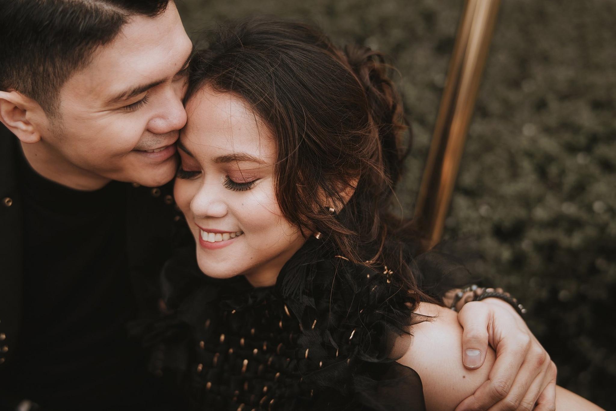 Vhong Navarro and Tanya Bautista's romantic prenuptial pictorial in Vietnam