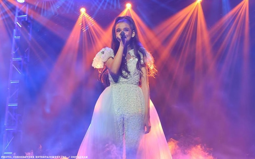 Scenes from Zephanie's first-ever concert! 2