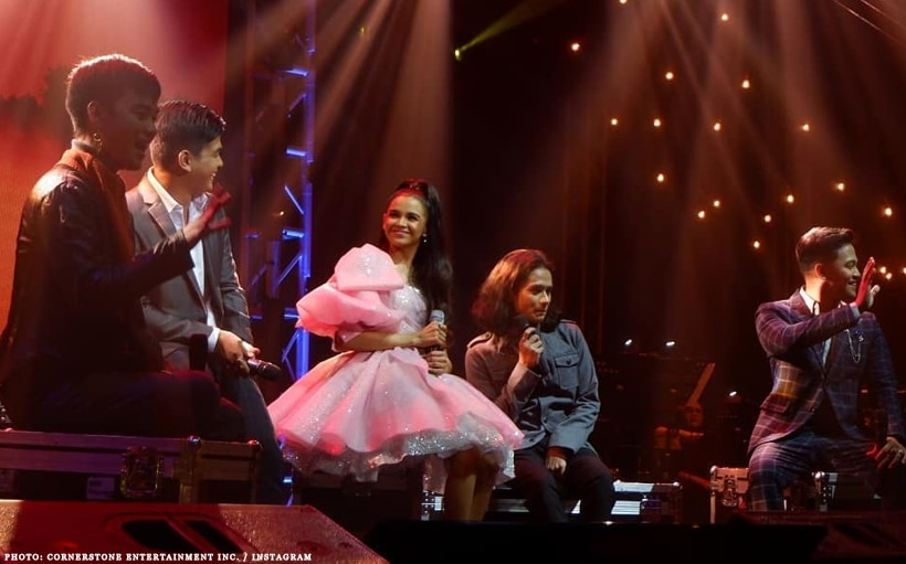 Scenes from Zephanie's first-ever concert! 6