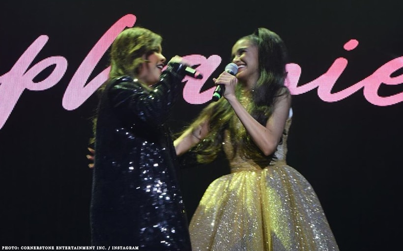 Scenes from Zephanie's first-ever concert! 8
