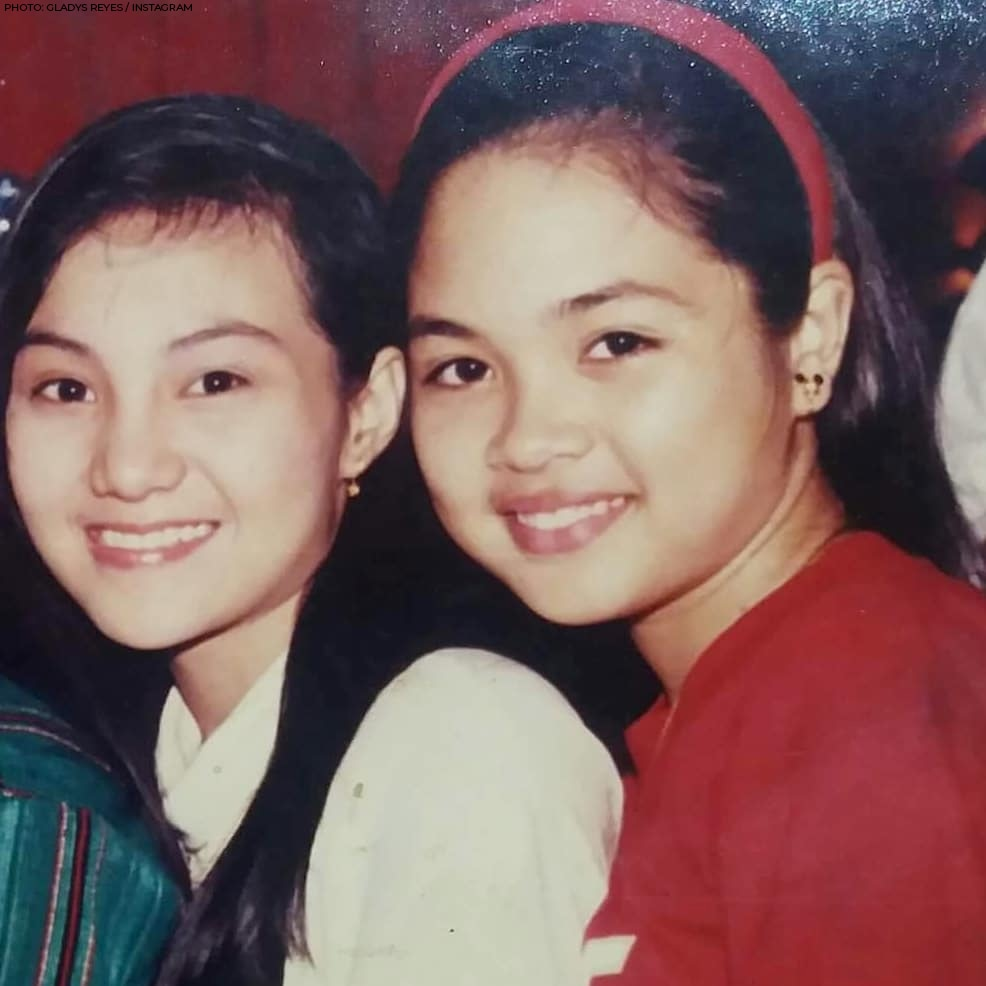 "Judy Ann and Gladys during their ""Mara Clara"" days from the '90s"