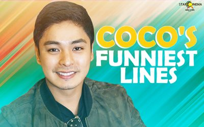 COMPILED: Coco Martin's most iconic lines in film!