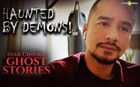 JM de Guzman shares his eerie encounter with demons