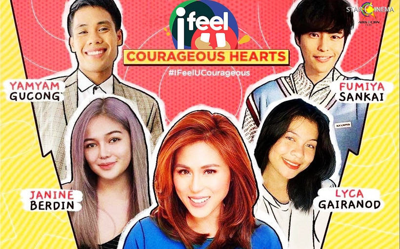 Janine Berdin, Lyca Gairanod, and FumiYam on facing the world with courage!