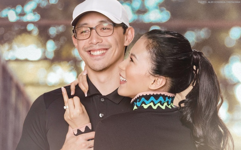 Alex Gonzaga and fiancé Mikee Morada celebrate 4th anniversary