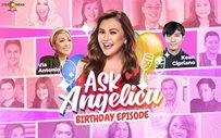 Angelica Panganiban answers Tough Ten questions from her closest friends!