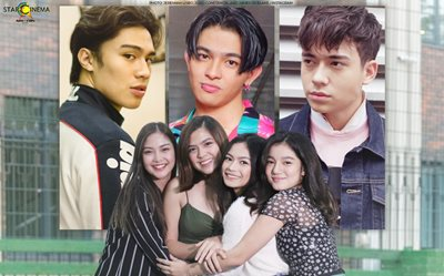 Jeremiah Lisbo, Joao Constancia, Jameson Blake to join 'Four Sisters Before the Wedding'