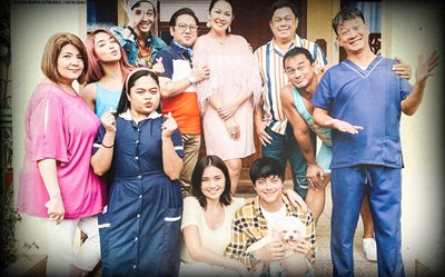 Haunted stories from the set of 'The House Arrest of Us'!