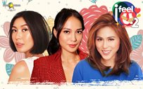 Liz Uy, Isabelle Daza get real about parenting