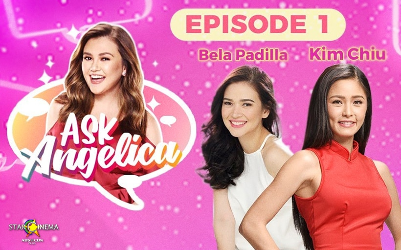 Angelica, Kim, Bela answer questions about dating apps, love triangles + more!