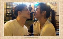 Here's more off-cam kilig from Janella and Markus!