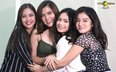 LOOK: 'Four Sisters Before the Wedding' logo, unveiled by cast!