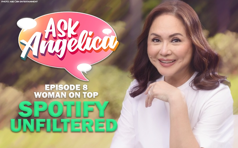 Angelica Panganiban gets wholesome with Charo Santos in the unfiltered 'Ask Angelica' Ep 8!