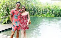 Enzo Pineda shares behind-the-scenes look at how Michelle Vito takes selfies!