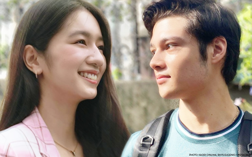 Kaori Oinuma and Rhys Miguel on taking their chemistry to the 'next level'