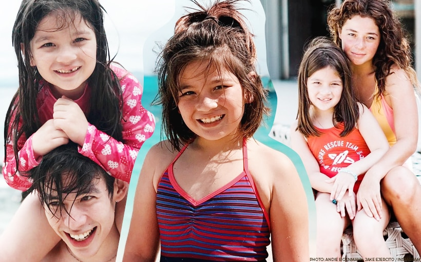 Andi Eigenmann, Jake Ejercito celebrate daughter Ellie's 9th birthday