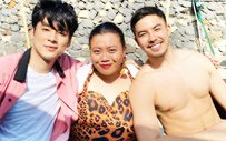 Tony Labrusca and JC Alcantara reunite with Tina Moran for 'Hello, Stranger: The Movie'!