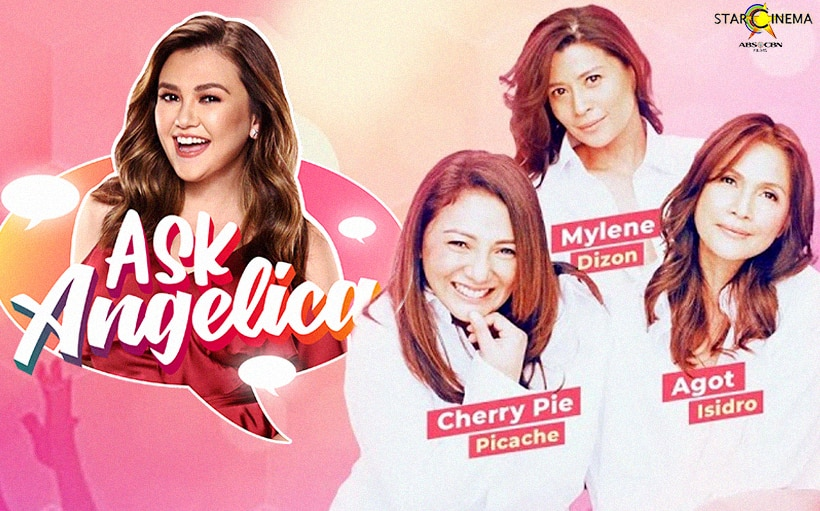 Angelica, Mylene, Agot, and Cherry Pie give advice to struggling moms, NBSB ladies + more!