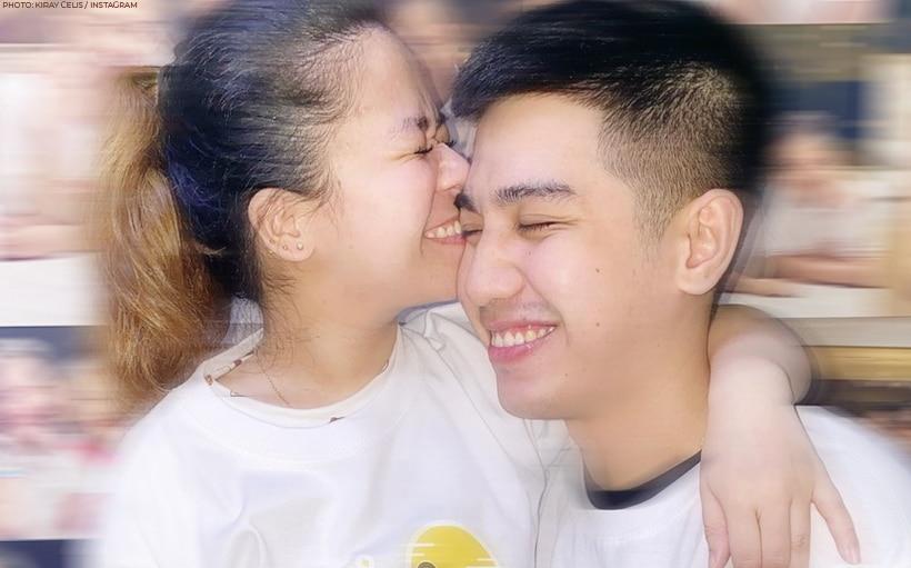'Kiray lang sakalam!': Kiray Celis gets a shoutout from her boyfriend in his graduation photos!