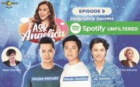 Angelica, binuking si Zanjoe, JC, and Paulo sa 'Ask Angelica' EP 9 unfiltered version!