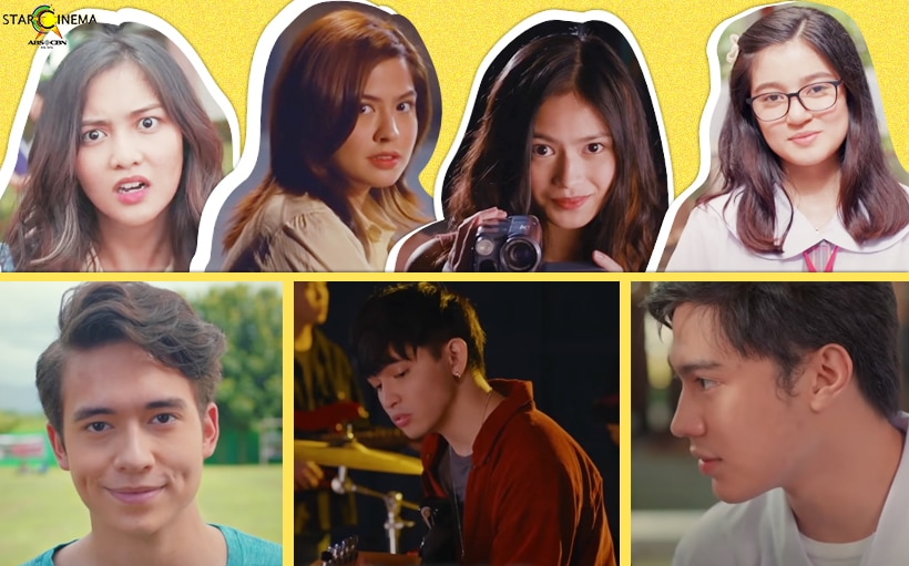 Charlie, Alexa, and Belle get real about working with Jameson, Joao, and Jeremiah!