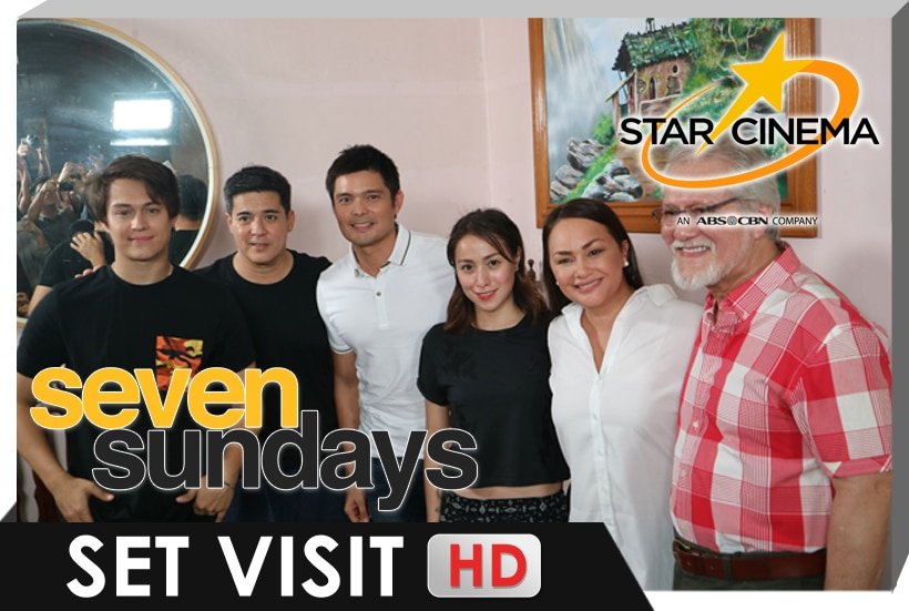 [FULL] Set Visit - 'Seven Sundays' - Star Cinema