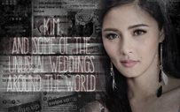 Kim Chiu schools us about the most unusual weddings around the world