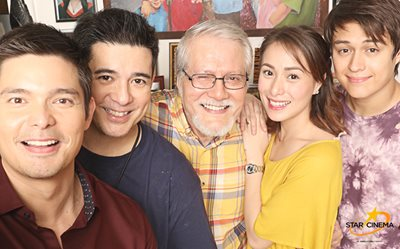 Here's why Aga chose 'Seven Sundays' as his comeback film