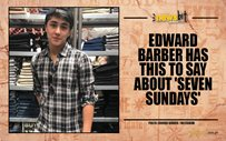 Edward Barber has this to say about 'Seven Sundays'