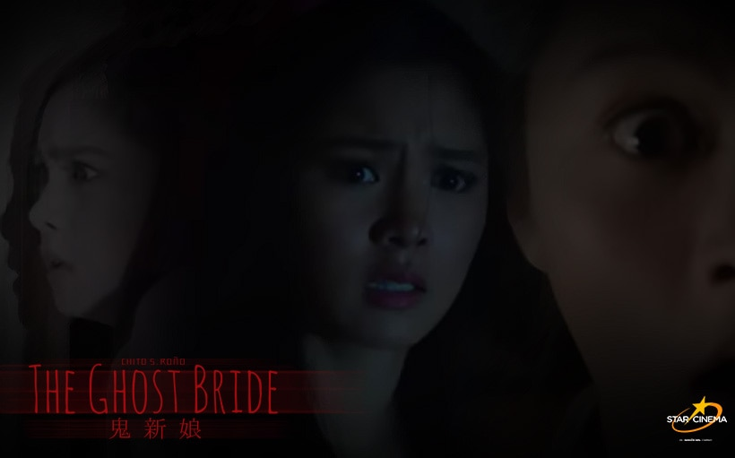 'The Ghost Bride' trailer is up - and it's scarier than we think!