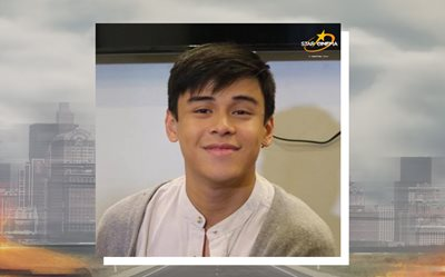 Khalil talks about his first full-on action film 'Riding in Tandem'