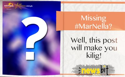 Missing #MarNella? Well, this post will make you kilig!