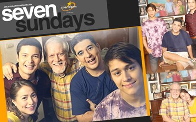 The happenings behind-the-scenes of 'Seven Sundays'