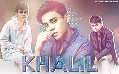 Khalil Ramos' path is paved with passionate intentions