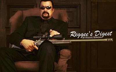 REGGEE'S DIGEST: New Steven Seagal series to be shot mainly in PH?