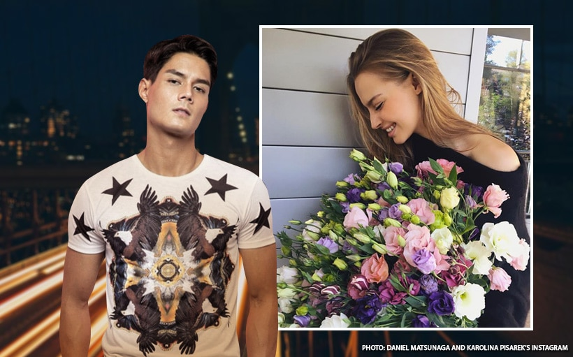 Image result for daniel matsunaga and karolina pisarek