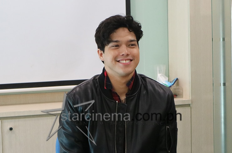 Elmo Magalona 'MMK' bloggers conference 1