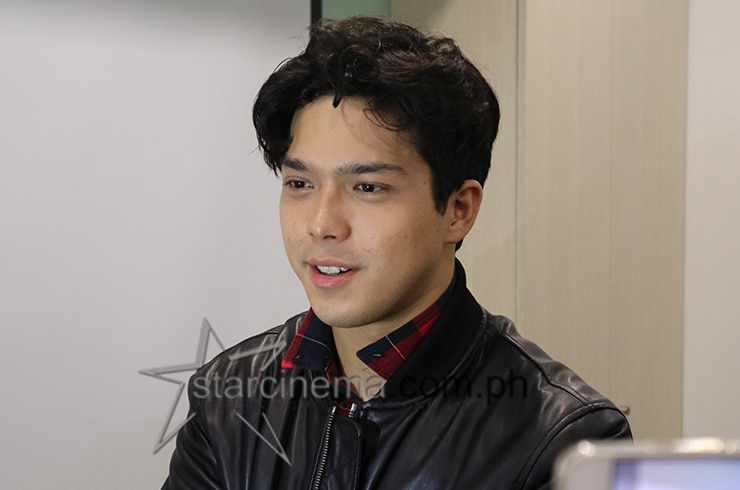 Elmo Magalona 'MMK' bloggers conference 5