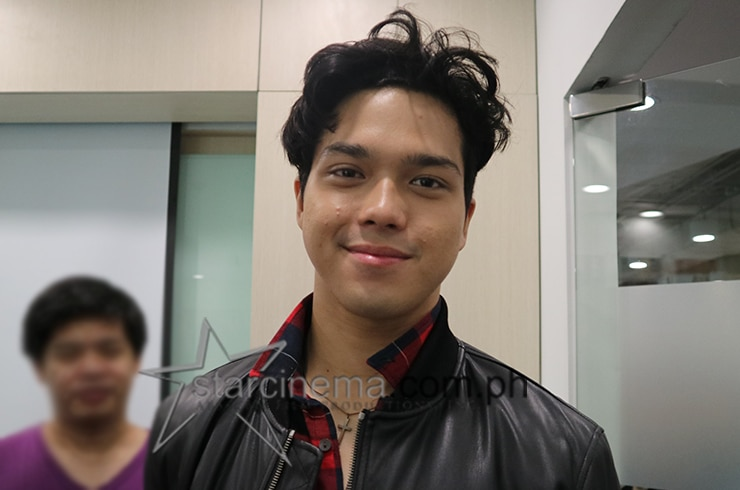 Elmo Magalona 'MMK' bloggers conference 6