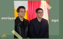 Enrique's shares biggest acting advice from Aga Muhlach