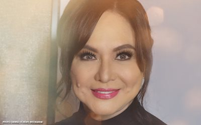 Charo Santos holds gift-giving event at the Correctional Institution for Women