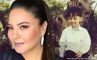 Karla opens up about lessons learned from simpler times with Daniel