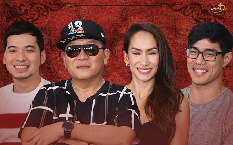 Ina, Christian, Victor talk about the Chito Rono experience