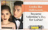 Looks like Halloween became Valentine's Day for LoiNie!