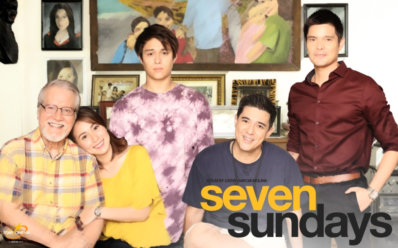 'Seven Sundays' hits ₱180M in less than 3 weeks