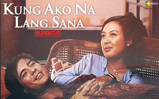 'Kung Ako Na Lang Sana' Supercut: This Sharon-Aga movie set the standard for 'BFFs to forever' love stories