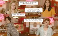 The cast of 'Riverdale' reenact famous lines from 'One More Chance' and 'Darna'