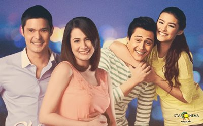 Bea, Dingdong, LizQuen + more, laugh out loud sa 'She's the One' bloopers