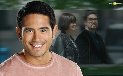 Gerald Anderson 'jealous' of girlfriend Bea Alonzo's latest project 'First Love'